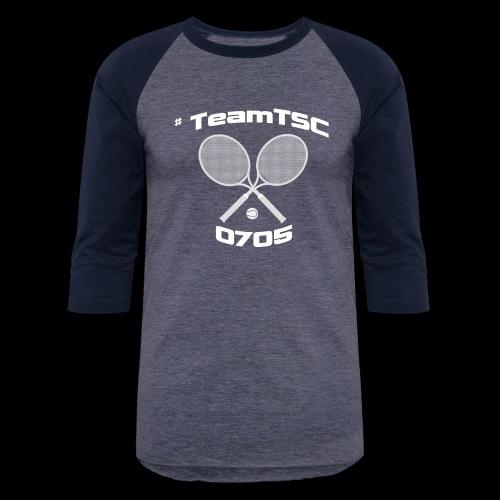 TSC Tennis - Baseball T-Shirt