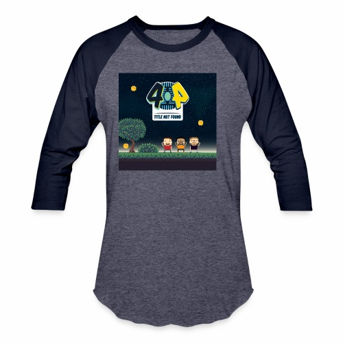 Logo and avatars - Baseball T-Shirt