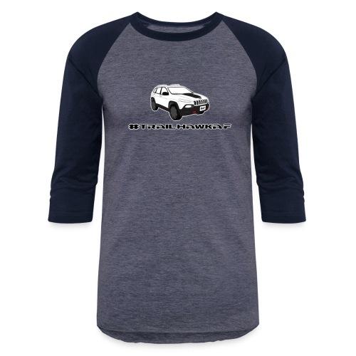 REPRESENTING TrailhawfAF! - Baseball T-Shirt