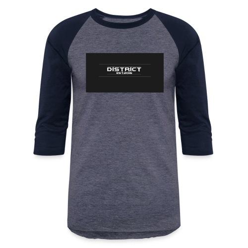 District apparel - Baseball T-Shirt