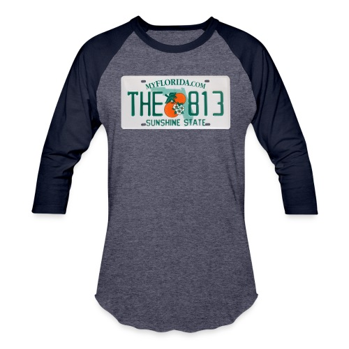 The 813 Plated - Baseball T-Shirt