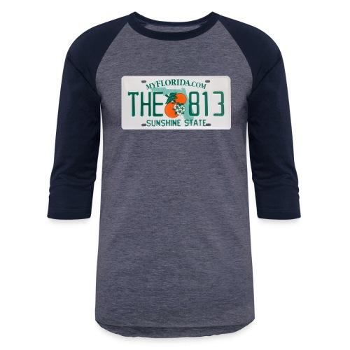 The 813 Plated - Unisex Baseball T-Shirt