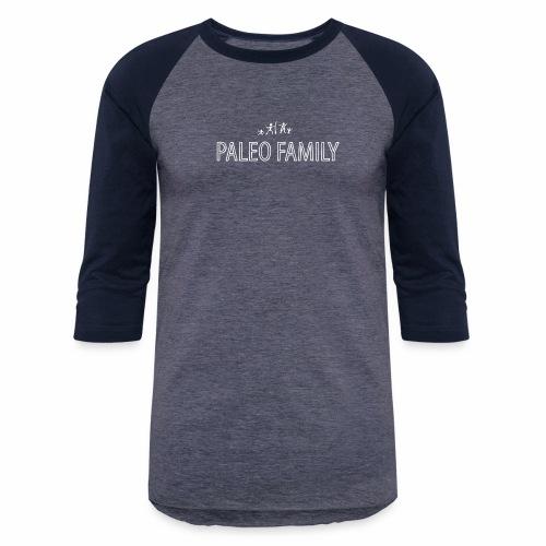 Paleo Family 2 Kids - Baseball T-Shirt