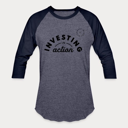 Investing in Action - Baseball T-Shirt