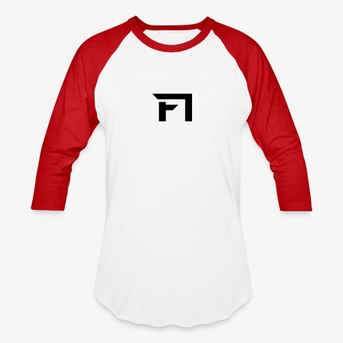 f1 black - Baseball T-Shirt