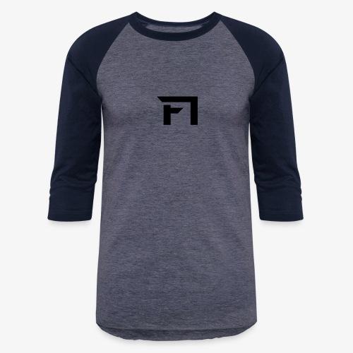 f1 black - Unisex Baseball T-Shirt