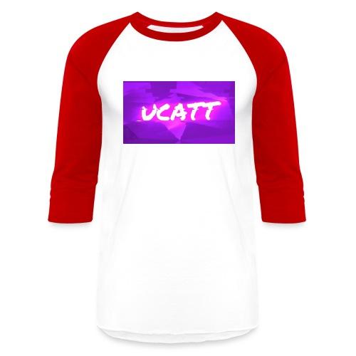 UCATT Logo - Baseball T-Shirt