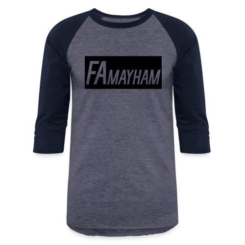 FAmayham - Baseball T-Shirt