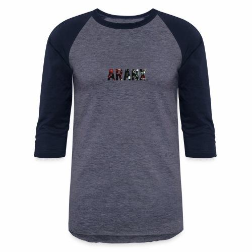 Aranx Logo - Baseball T-Shirt