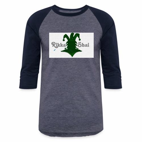 Rikka Shai LOCO LOGO - Baseball T-Shirt