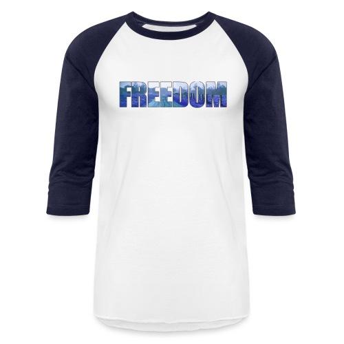 Freedom Photography Style - Baseball T-Shirt