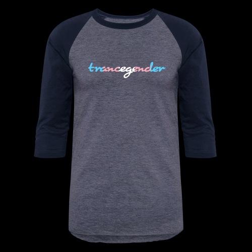 trancegender - Baseball T-Shirt