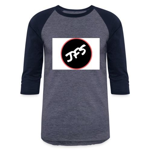 Jfs - Unisex Baseball T-Shirt