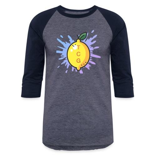 lemon splash- TCG - Baseball T-Shirt