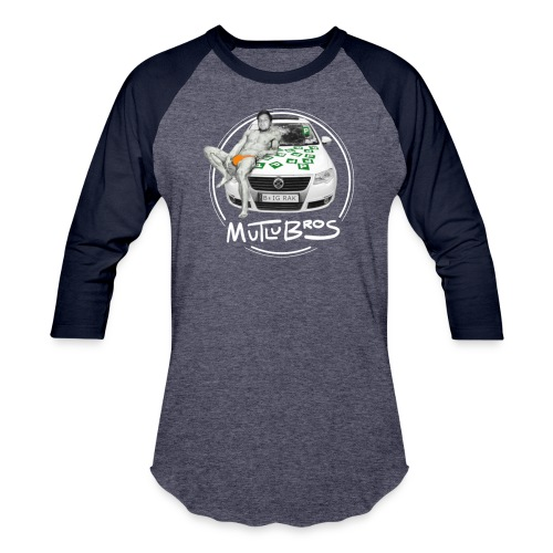 Mutlu Bro - Unisex Baseball T-Shirt