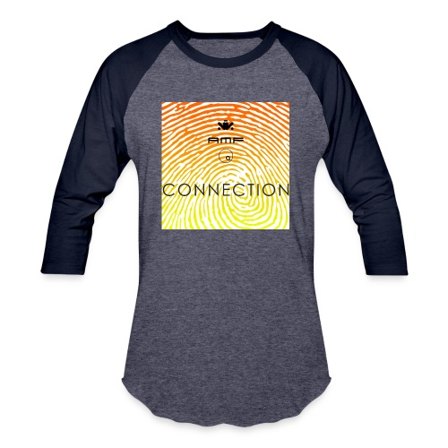 Conection T Shirt - Unisex Baseball T-Shirt