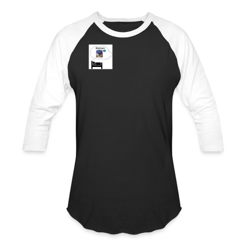 Sleep Harmonizer Bubble - Unisex Baseball T-Shirt