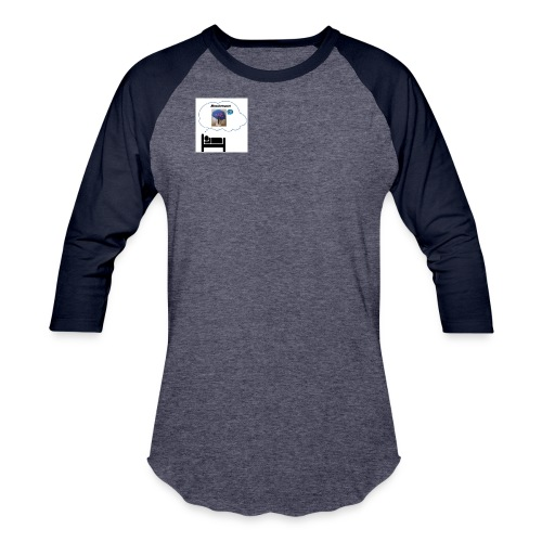 Sleep Harmonizer Bubble - Baseball T-Shirt