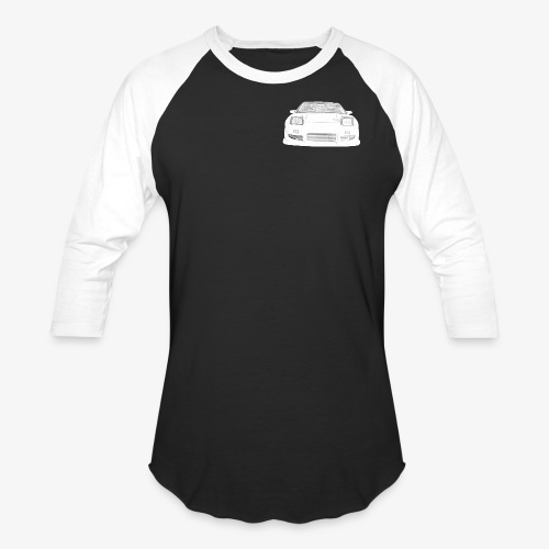 180sx skeched - Baseball T-Shirt