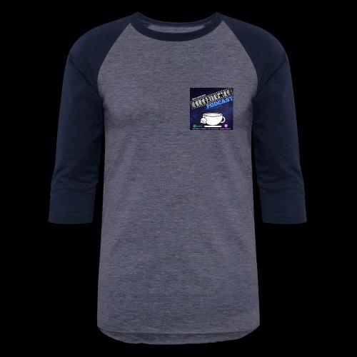 CTP LOGO - Unisex Baseball T-Shirt