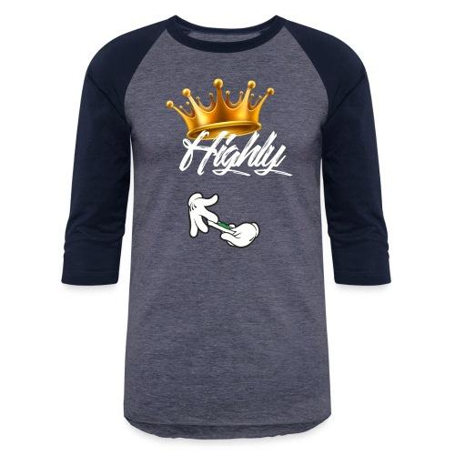 Highly Print - Baseball T-Shirt