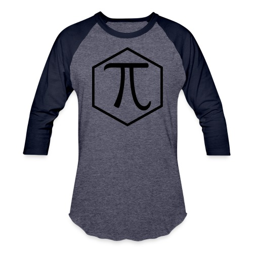 Pi - Baseball T-Shirt