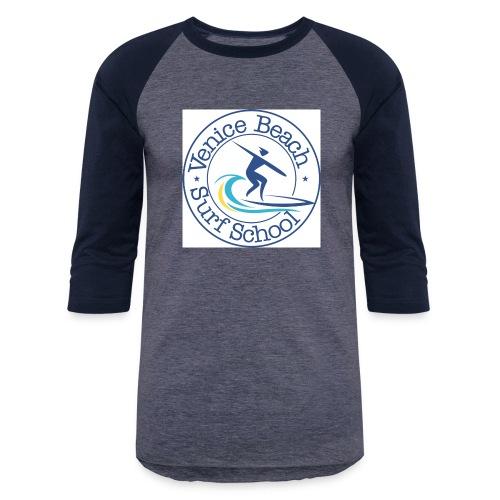 Venice Beach Surf T-Shirts Hats Hoodies - Baseball T-Shirt