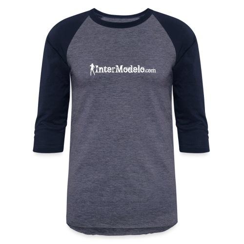 Intermodelo White - Baseball T-Shirt