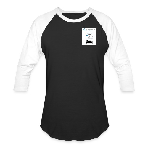 RxSleep Science complete logo - Unisex Baseball T-Shirt