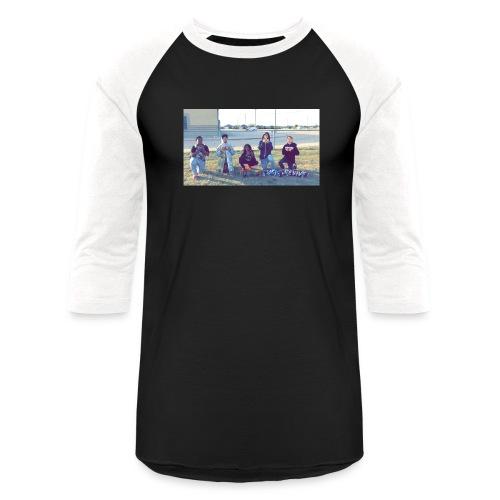 OG Crime Gang 2016 - Baseball T-Shirt
