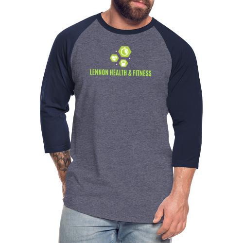 LHF collection 2 - Unisex Baseball T-Shirt