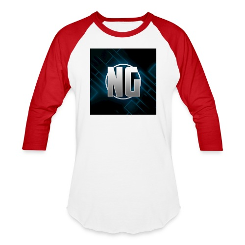 NadhirGamer Merch - Baseball T-Shirt