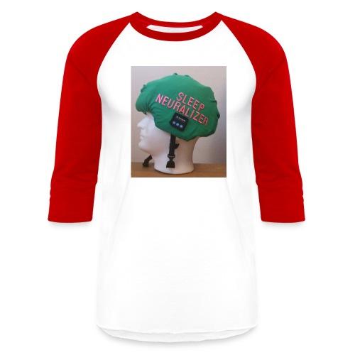 Sleep Neuralizer Helmet Model - Baseball T-Shirt