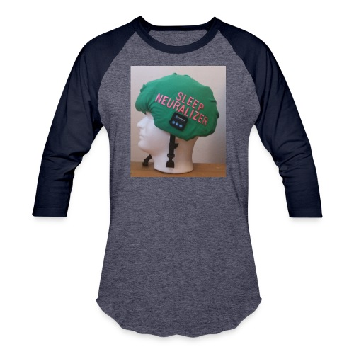 Sleep Neuralizer Helmet Model - Baseball T-Shirt