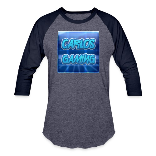 Carlos Gaming merchandise - Baseball T-Shirt