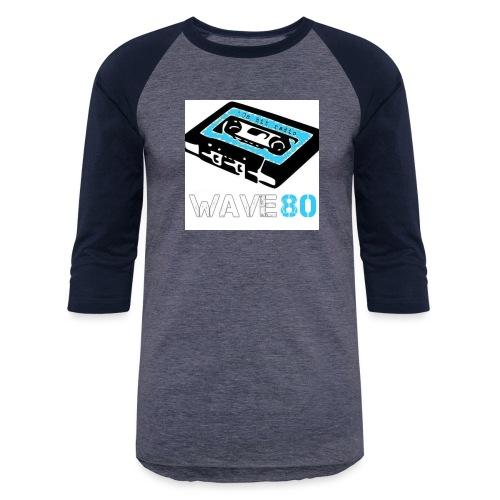 Alt Logo - Unisex Baseball T-Shirt