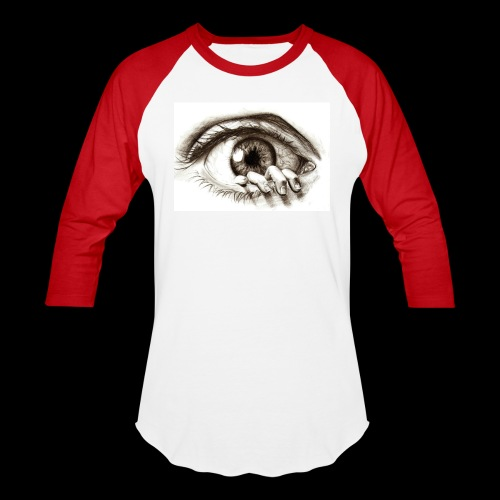 eye breaker - Baseball T-Shirt