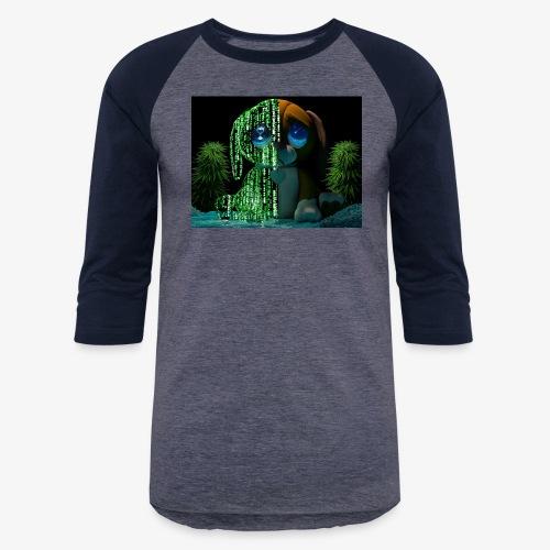 EgoSlef - Baseball T-Shirt