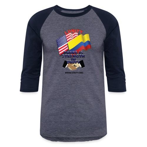 COLUMBIAN USA E02 - Unisex Baseball T-Shirt