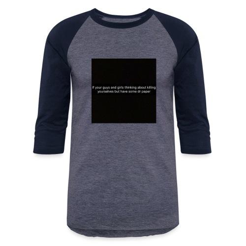 Smood - Unisex Baseball T-Shirt
