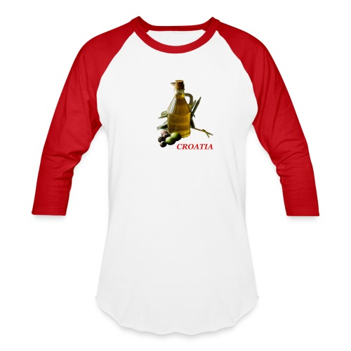 Croatian Gourmet 2 - Baseball T-Shirt