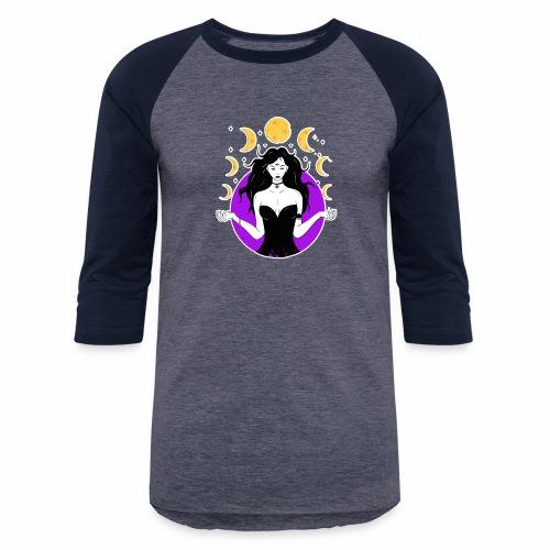 Lunar goddes - Baseball T-Shirt
