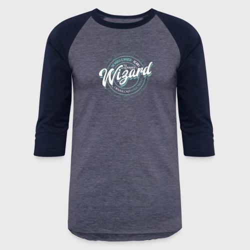 Wizard Class Fantasy RPG Gaming - Unisex Baseball T-Shirt