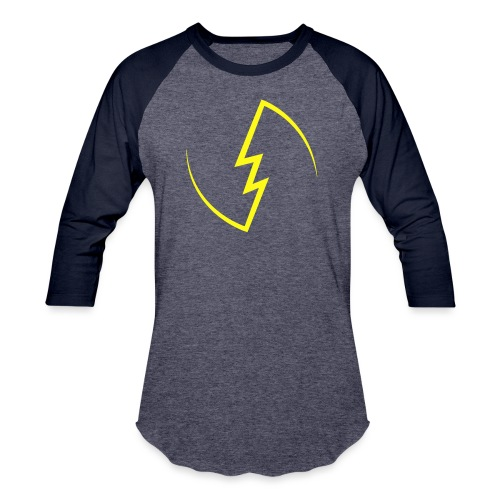 Electric Spark - Baseball T-Shirt