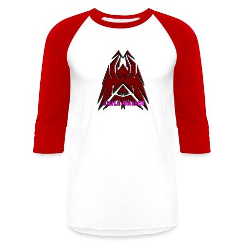 3XILE Games Logo - Baseball T-Shirt