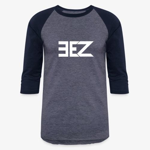 BEZ white - Baseball T-Shirt