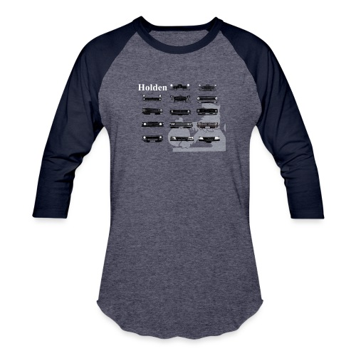 GM FAMILY - Baseball T-Shirt