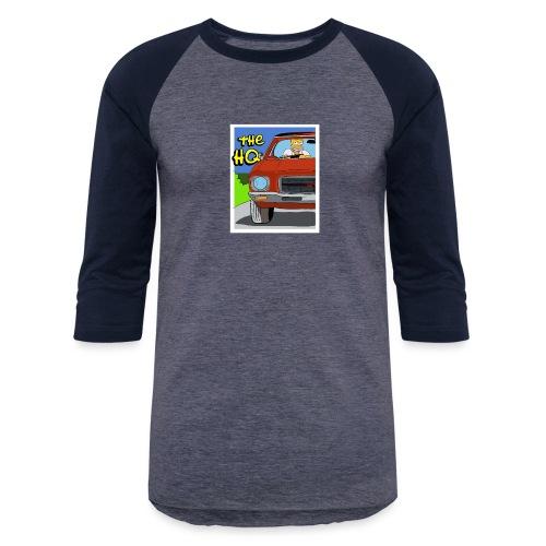 HQ SIMPSONS - Baseball T-Shirt