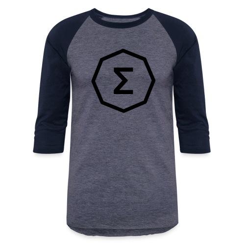Ergo Symbol - Unisex Baseball T-Shirt
