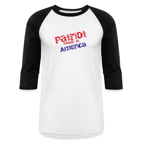 Patriot mug - Baseball T-Shirt